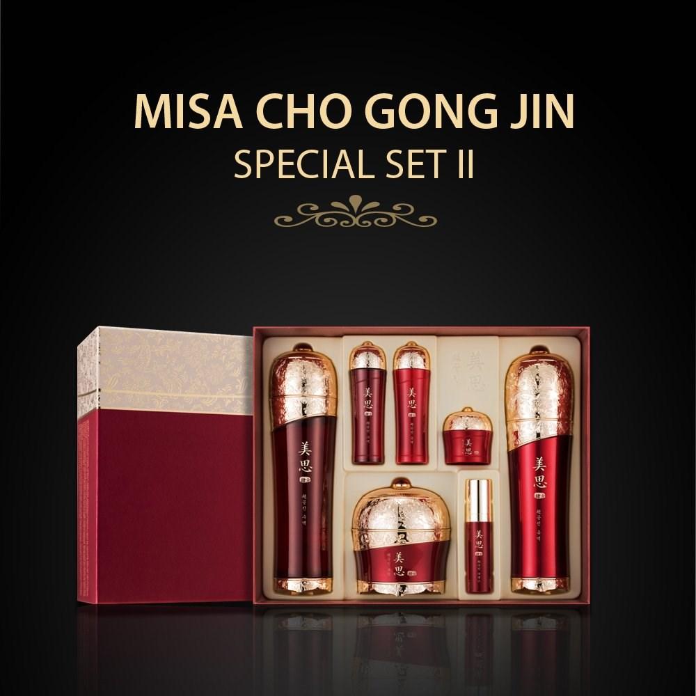 Омолаживающий набор для лица Missha MISA Cho Gong Jin Set Special Set - фото 12038