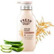 Укрепляющий и увлажняющий бальзам с экстрактом алоэ и овса Fresh Pop Pure aloe & oat Conditioner 500 мл