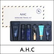 Набор миниатюр для путешествий AHC Skincare Travel kit