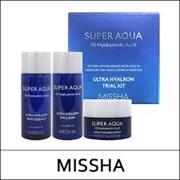 Увлажняющий набор для лица MISSHA Super Aqua Ultra Hyaluron Trial Kit