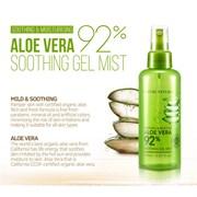 Успокаивающий мист для лица Nature Republic Soothing & Moisture Aloe Vera 92% Soothing Gel Mist 150мл
