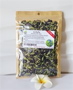Синий чай Butterfly Pea Tea (анчан или клитория тройчатая (Clitoria ternatea)