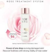 Эссенция на основе молочных культур Secret Key Starting Treatment Essence Rose Edition 150мл