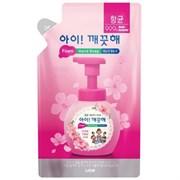 Пенное мыло для рук CJ LION Ai - Kekute Цветочный букет, с антибактериальным эффектом, запасной блок, 200мл