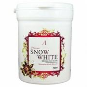 Маска альгинатная осветляющая (банка) ANSKIN PREMIUM Snow White Modeling Mask / container 700ml