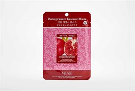 Маска тканевая с гранатом MJ Care Pomegranate Essence Mask