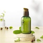 Интенсивно увлажняющая сыворотка на основе семян зеленого чая Innisfree The Green Tea Seed Serum 80ml из набора