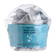 Скраб для лица AYOUME ENJOY MINI PORE SCRUB 3гр*30 шт