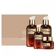 Набор для ухода за зрелой кожей лица The Skin House Wrinkle Facial Set 4шт
