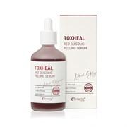 Пилинг-сыворотка ГЛИКОЛЕВАЯ ESTHETIC HOUSE Toxheal Red Glyucolic Peeling Serum, 100 мл
