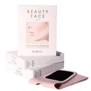 Набор масок для подтяжки контура лица Rubelli Beauty Face