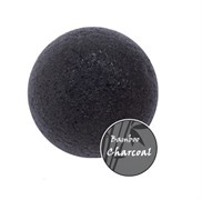 Спонж для умывания из Конняку MISSHA Natural Soft Jelly Cleansing Puff Charcoal