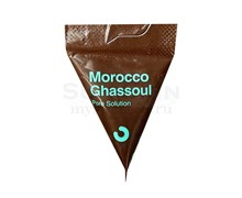 Глиняная маска для лица Too cool for school Morocco ghassoul cream pack мини