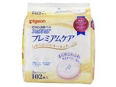 Гигиенические одноразовые вкладыши для бюстгальтера Pigeon Japan, 102шт
