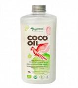 Кокосовое масло первого холодного отжима Tropicana (бутылка/ПЭТ) 500 мл
