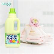 Отбеливатель KAO Wide Haiter жидкий для цветного белья 1000 мл бутылка
