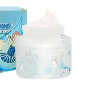 Крем для лица увлажняющий гиалуроновый Elizavecca Aqua Hyaluronic Acid Water Drop Cream 50мл