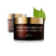 Улиточный крем антивозрастной The Skin House Wrinkle Snail System Cream 100мл