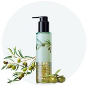 Масло гидрофильное с экстрактом оливы The Saem Marseille Olive Cleansing Oil (Fresh Purifying) 140мл