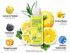 Тоник для лица Berrisom Essential Boosting Toner - TeaTree & Lemon 265ml