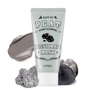 Очищающая маска с торфом A'PIEU Fresh Mate Peat Mask (Pore Clearing) 50 мл