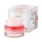 Маска для губ с маслом камелии PETITFEE Oil Blossom Lip mask (Camellia seed oil), 15 гр