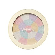 Хайлайтер минеральный The Saem Saemmul Luminous Multi Highlighter 01. Pink White