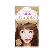 Краска для волос Etude House Hot Style Bubble Hair Coloring #BR08 Natural Brown