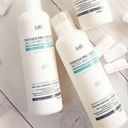 Профессиональный бесщелочной шампунь с коллагеном и аргановым маслом Lador Damage Protector Acid Shampoo 150мл
