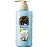 Бальзам-кондиционер Питание Moist Diane Botanical Refresh 480 мл