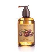 Шампунь для волос восстанавливающий с арганой Nature Republic Argan Essential Deep Care Shampoo