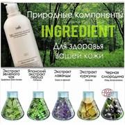 Беcсульфатный органический шампунь с эфирными маслами Lador Triplex Natural Shampoo 530 мл