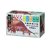 Соль для ванны Nihon Bath salts assorted pack (5 ароматов по 2 шт) 25гр*10шт
