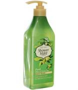 Гель для душа Shower Mate Оливки и зеленый чай 550г