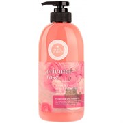 Лосьон для тела Welcos Body Phren Body Lotion (Oriental Rose) 500 мл