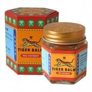 Красный тигровый бальзам Tiger Balm 30г