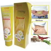 Разогревающий антицеллюлитный крем с экстрактом имбиря и чили Isme Shape Firming Herbal Cream 120г