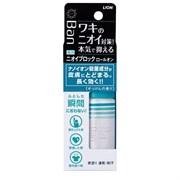 Дезодорант-антиперспирант роликовый нано-ионный блок. рост бактерий LION Ban smell аромат цветочного мыла 40мл