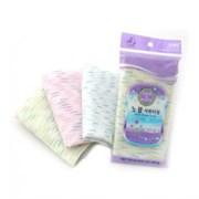 Мочалка для душа средней жесткости Shower Towel Noble 28х95 см