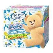 Концентрированный cтиральный порошок с кондиционером для детского белья FaFa Цветочный 0,9кг