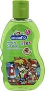Детский шампунь для волос и тела Lion Kodomo От макушки до пяточек Яблочный 200 мл