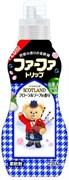 Детский кондиционер-ополаскиватель с антибактериальным эффектом Nissan FaFa с прохладным ароматом мыла 720мл