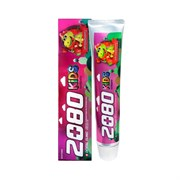 Детская зубная паста Dental Clinic Kids 2080 КЛУБНИКА 80г