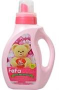Жидкое средство для стирки детского белья Nissan FaFa флакон 1000 мл