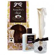 Масляный ароматизатор для помещений аромат вишни ST Shaldan SUTEKI PLUS с ротанговыми палочками 45мл