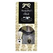 Масляный ароматизатор с ротанговыми палочками для помещений ST Shaldan SUTEKI PLUS «Лунное мыло» (стеклянный флакон+наполнитель+палочки) 45мл