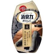 Жидкий освежитель воздуха для комнаты ST SHOSHU-RIKI Уголь и сандал 400мл