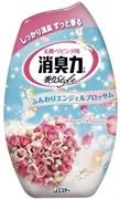 """Жидкий ароматизатор для комнаты ST"""" """"Shoushuuriki"""" с ароматом розовых цветов 400мл"""