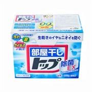 """Стиральный порошок для сушки в помещении (антибактериальный) Lion """"TOP - сухое белье"""" 0,9кг"""