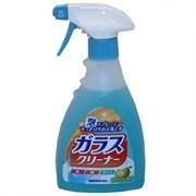 Пена-спрей для мытья стекол и зеркал Nihon Foam spray glass cleaner 400мл